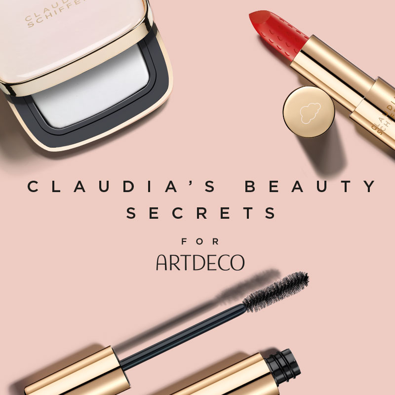 Claudia's Beauty Secrets for ARTDECO